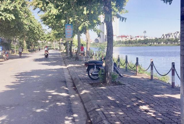 Bán đất mặt phố Ngọc Trì 180m2 mặt tiền 10m đường thông, vỉa hè, ô tô tránh kinh doanh sầm uất