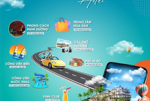 5% sở hữu khách sạn mini ngay biển Phan Thiết - cam kết thuê 1.6tỷ tặng NT 1tỷ CK 16% 093703776