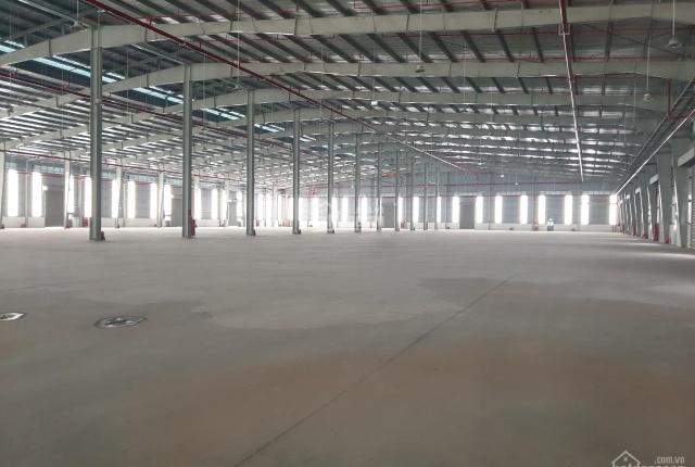 Cho thuê kho, xưởng tại Long Biên quy mô 2000m2 - 10000m2 giá từ 120 nghìn/m2/tháng hỗ trợ mùa dịch