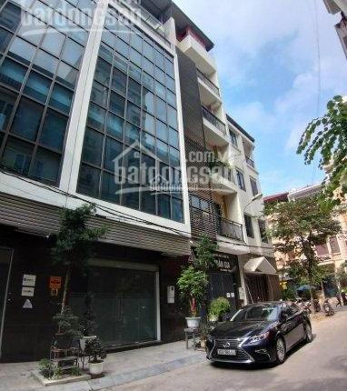 Cho thuê nhà DT 85m2 x 4 tầng mặt tiền 5m, đg rộng 10m. Ngõ 112 phố Trung Kính, Cầu Giấy
