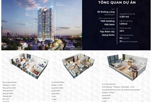 Căn hộ tiêu chuẩn khách sạn Ngã Tư Sở studio - 2PN - 3PN