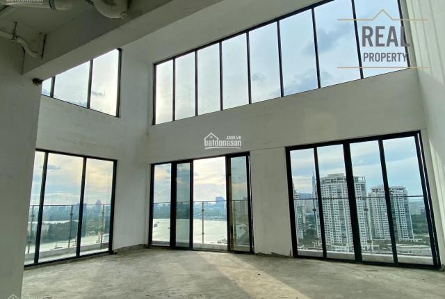 Siêu phẩm duplex 190m2 sông như penthouse, One Verandah view siêu đẹp - Giá tốt nhất thị trường