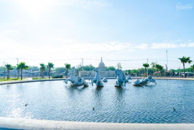 Vài lô cuối cùng đối diện công viên lớn nhất Đồng Xoài DT: 5x22.5=112.5m2 giá 1,854 tỷ 0966887957
