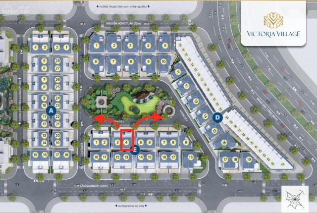 Biệt thự 200m2 - 35 tỷ nội khu compound view công viên, cách UBND Q2 chỉ 500m, căn duy nhất rao bán