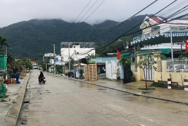 Bán đất mặt tiền đường Trần Nam Trung 9m, Phước Đồng, Nha Trang