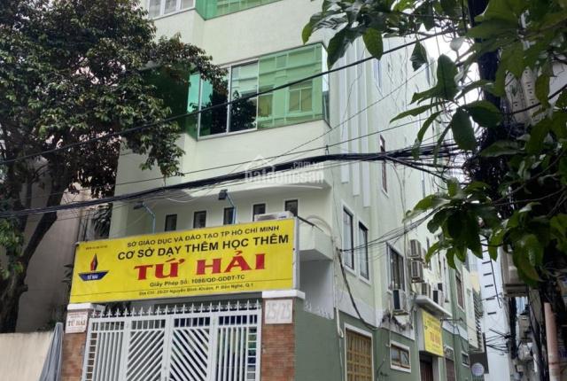 Bán nhà Nguyễn Bỉnh Khiêm, P. Bến Nghé, Quận 1. HXH 10m góc 2MT