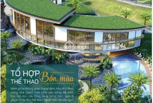 Biệt thự đồi khu C Xanh Villas view hồ thung lũng Ngọc Linh DT 195m2 - 250m2 - 400m2. Giá từ 6.3 tỷ