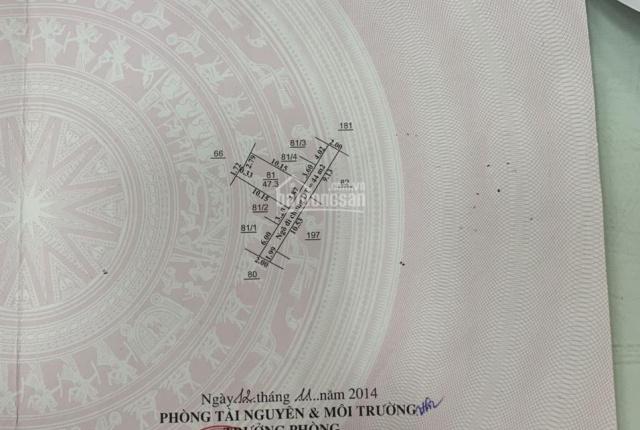 Bán 47.3 m2 đất giáp đô thị Lê Trọng Tấn, Hà Đông, giá 37 tr /m2