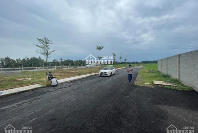 Đất ngay bệnh viện Xuyên Á, Xã Tân Phú Trung, Củ Chi. Sổ riêng ký công chứng ngay