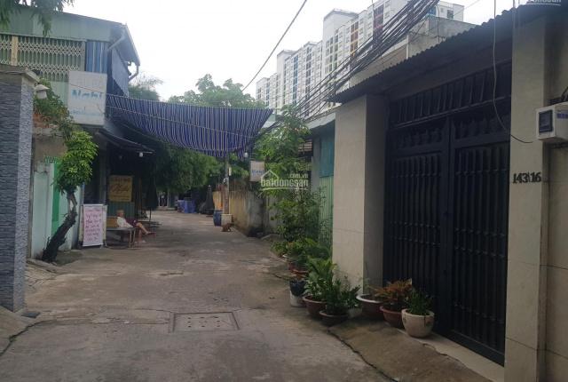 Chính chủ cần bán gấp: Địa chỉ: Nhà HXH 143/16 Trường Chinh, Phường Tân Thới Nhất, Quận 12