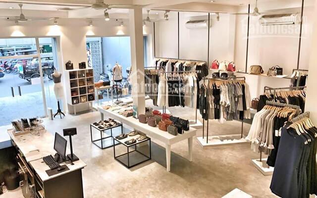 Bán nhà Lê Đại Hành kinh doanh thời trang 45m2, 4T, mặt tiền 10m, giá 14 tỷ