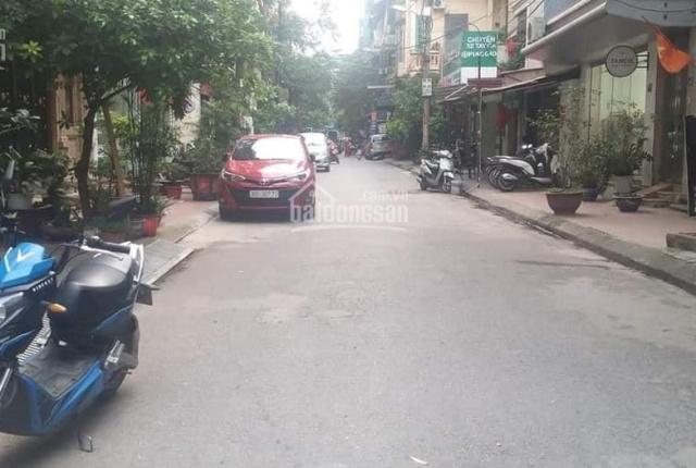 Bán nhà phố Vương Thừa Vũ - Thanh Xuân, lô góc, ô tô vào nhà, 50m2x5T, gía 6.4 tỷ