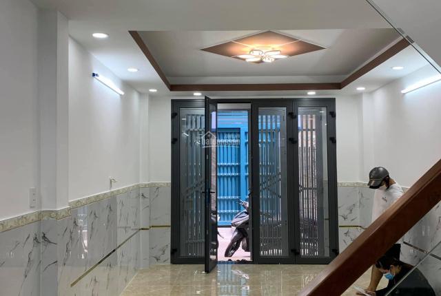 Bán nhà mới HXH Nguyễn Thị Tần Q. 8, sát Q. 5, 46m2, 6.7 tỷ