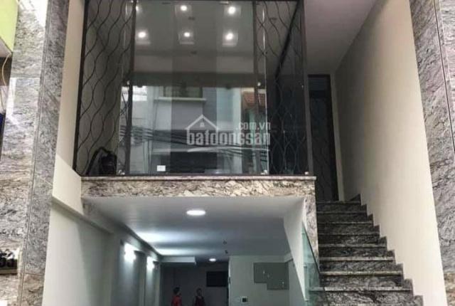 Bán nhà mặt phố Kim Đồng, Tân Mai 56m2, 6 tầng thang máy, Vỉa hè kinh doanh bất chấp chào 8.75 tỷ