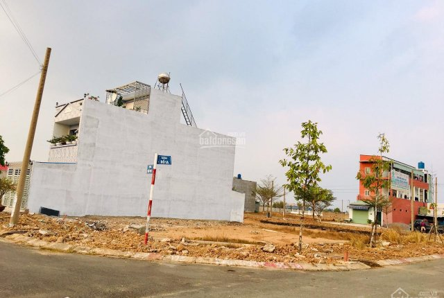 Bán lô góc 2 mặt tiền khu dân cư Tân Đô, Hương Sen Garden, Đất Nam Luxury và 1 số lô đất khác