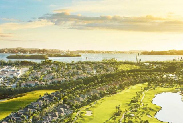 Biệt thự nghĩ dưỡng giữa đồi sân Golf , liền kề Aqua City giá rẻ nhất khu vực chỉ từ 13.9tr/m2