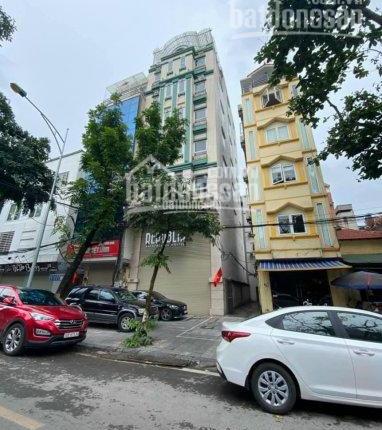 Bán nhà mặt phố Thụy Khuê, 310m2 giá 350 tr/m2, nhà riêng xây độc lập, sổ đỏ chính chủ