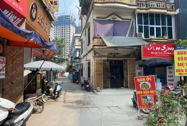 Chung cư mini 11 phòng khép kín thang máy trung tâm thương mại Thanh Trì, chỉ 5.5 tỷ