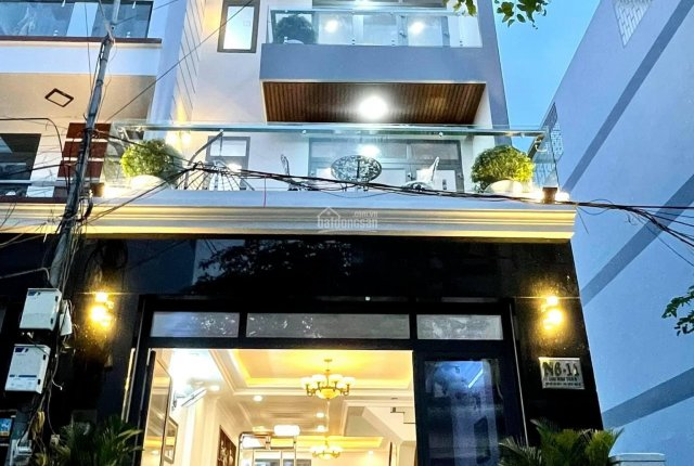 Nhà đẹp N6-11 đường Huỳnh Tấn Phát, full nội thất mới 100%, hoa hồng 150 tr