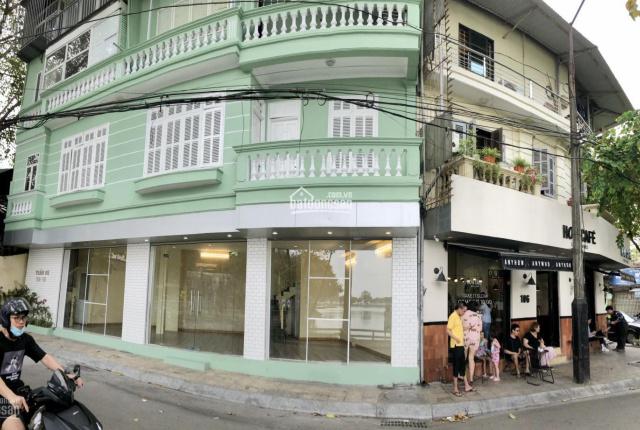 Chính chủ cho thuê nhà mặt phố Trấn Vũ, Ba Đình, HN, mặt tiền 13m, nhà 4 tầng, kinh doanh nhiều lộc
