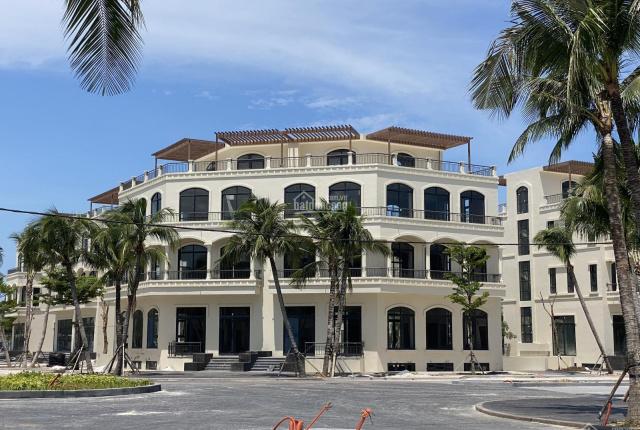 Bán căn biệt thự phố Palm Garden Shop Villas Phú Quốc, sở hữu lâu dài vừa ở vừa kinh doanh