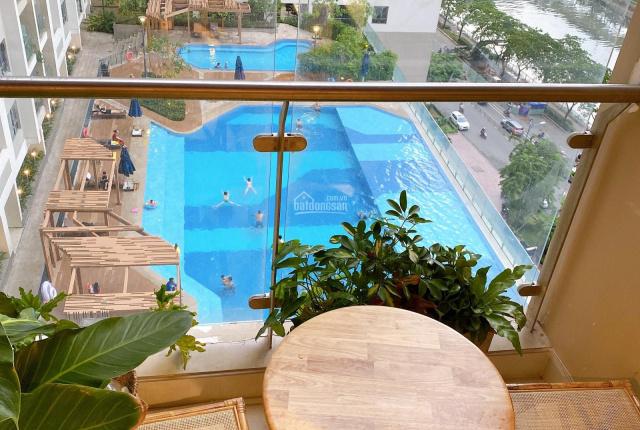 Căn hộ The Gold View - Q4, view hồ bơi siêu đẹp, full nội thất cao cấp, thiết kế cực kỳ lãng mạn
