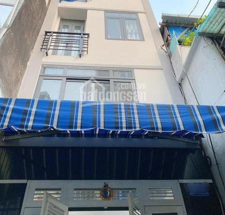 HXH nhà 1 trệt, 1 lửng, 2 lầu, sân thượng. Giá 5.8 tỷ ngay Phan Huy Ôn, P19, Quận Bình Thạnh