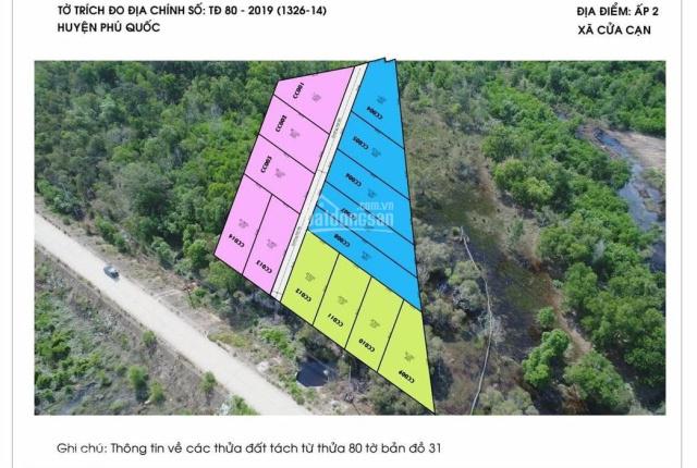 Chỉ 2tr/m2, sở hữu đất mặt tiền Phú Quốc - cách Vinper 10km