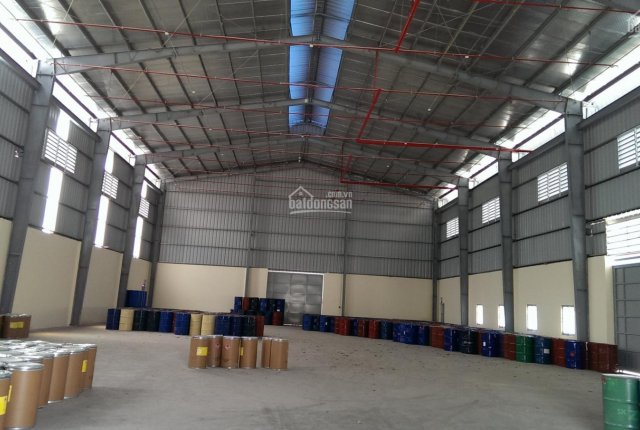 Bán nhà xưởng khu công nghiệp Hải Sơn Đức Hòa Long An, 6000m2