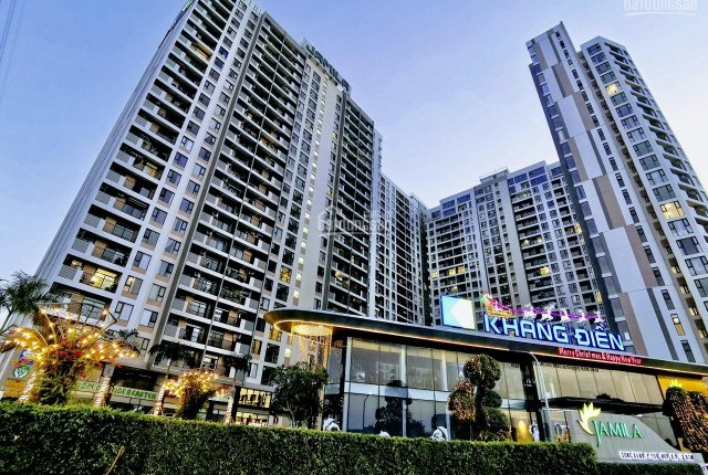 Chính chủ cần bán lại căn hộ 2PN - 83m2 căn hộ Jamila Khang Điền Q9, giá full nội thất 2.9 tỷ