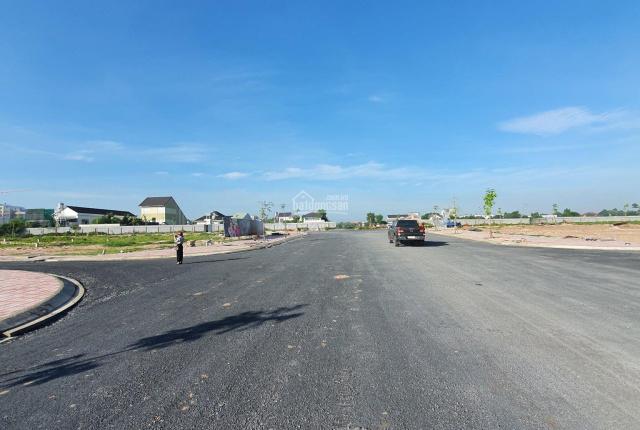 Bán đất giá rẻ Tây Ninh, đất full thổ cư, mặt tiền đường 27m. Vỉa hè 4,5m