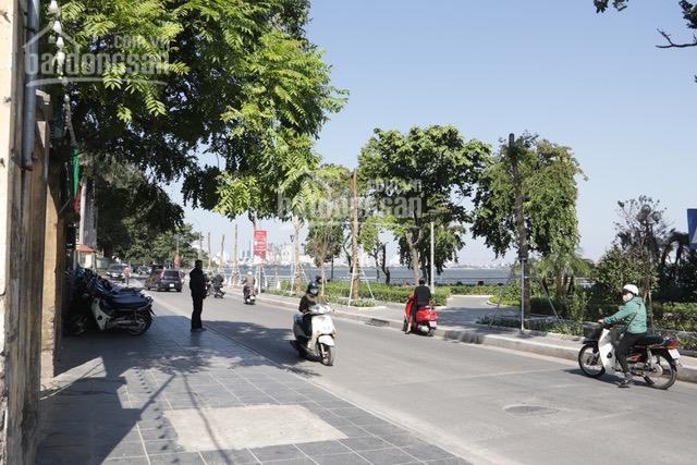 Cần bán gấp mảnh đất phố Trích Sài mặt Hồ Tây, diện tích 300m2, mặt tiền 13m