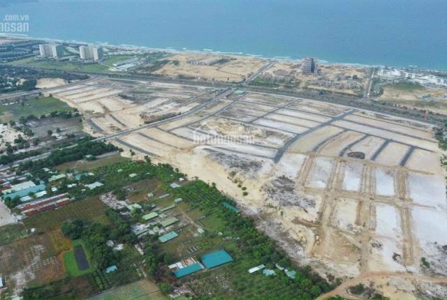 Cần bán gấp 4 nền mặt tiền NGuyễn Tất Thành gần sân bay - xây dựng khách sạn khai thác du lịch