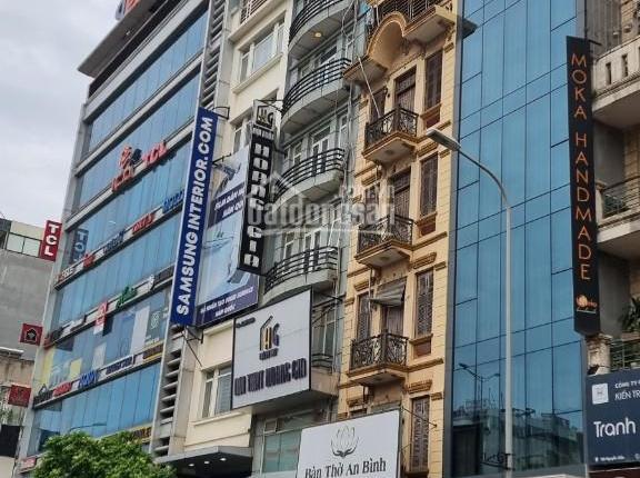 Chính chủ bán tòa nhà mặt phố Nguyễn Xiển, 9 tầng 1 hầm, 2 mặt thoáng, vị trí đắc địa, kd sầm uất