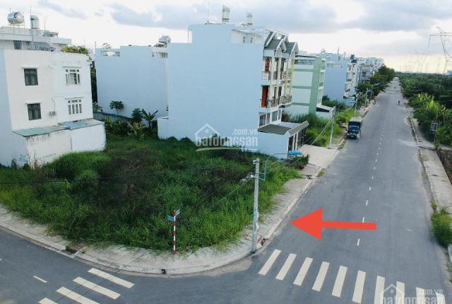 Đường lớn 20m - 100 m2 (5x20m) chỉ 4,380 tỷ KDC Phú Lợi Q8 thuận tiện kinh doanh mua bán!