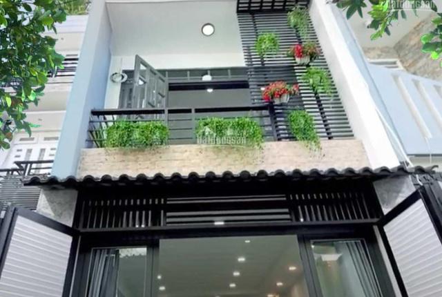 Bán nhà Q8 nhà 3 tấm kiên cố, hẻm thông cả Bùi Minh Trực&Tạ Quang Bửu, cách Q1 3km giá thương lượng