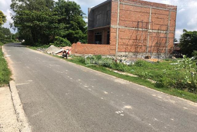 Bán đất mặt tiền đường nhựa An Ngãi
