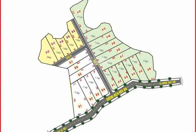 Bán đất trồng cây Định Quán, Đồng Nai, ĐT: 1000m2~2000m2, giá rẻ nhất thị trường chỉ từ 500tr~1 tỷ