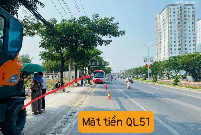 Đất nền trung tâm thị xã Phú Mỹ - full ODT - Trực tiếp chủ đầu tư - Giá từ 27tr/m2