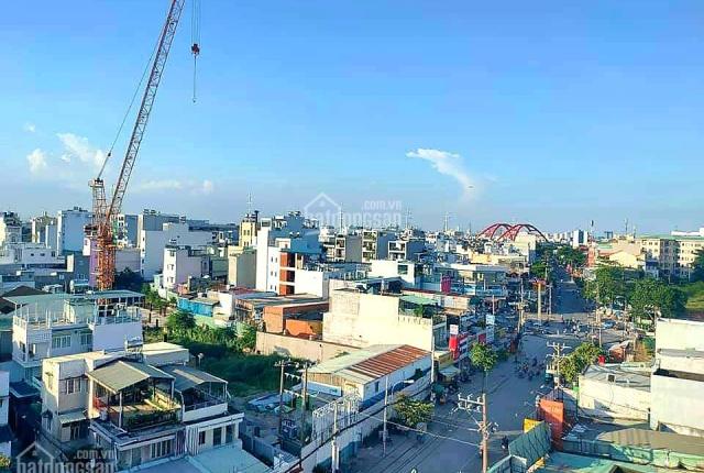 Mặt phố KD, (4.6x26.7m), 6T, 7PN, Nơ Trang Long, Phường 13, Quận Bình Thạnh