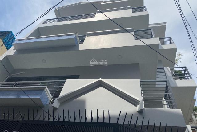 Cho thuê nhà nguyên căn hẻm 416 Nguyễn Đình Chiểu, Phường 4, Quận 3