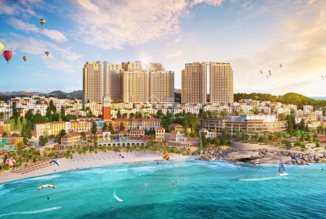 Chỉ 2.5 tỷ sở hữu ngay chung cư biển đầu tiên ở tp. Phú Quốc