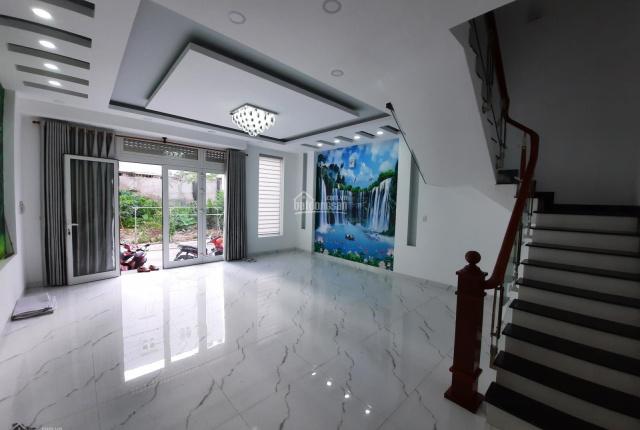 Bán nhà 3 tấm mặt tiền 6m KDC Gia Hòa, xã Phong Phú, H. Bình Chánh, 6,3x13,39m, 5,2 tỷ