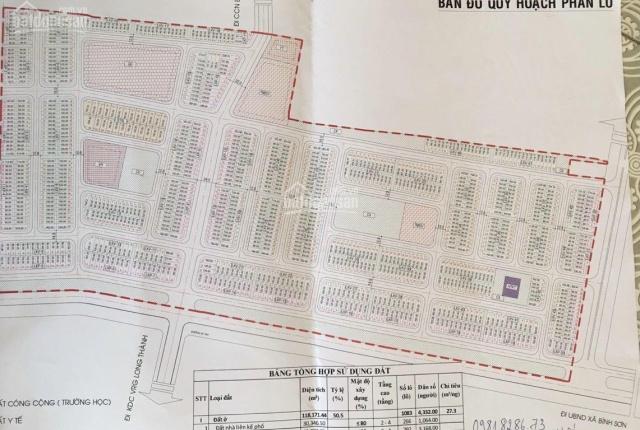 Bán rẻ lô đất đối diện trung tâm thương mại thổ cư 100%