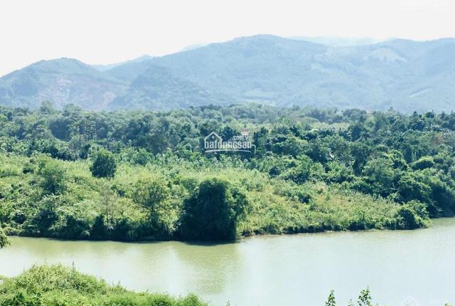Chính chủ bán lô đất bám hồ đập Bom, Lương Sơn, Hòa Bình. DT 12000m2, 100% thổ cư