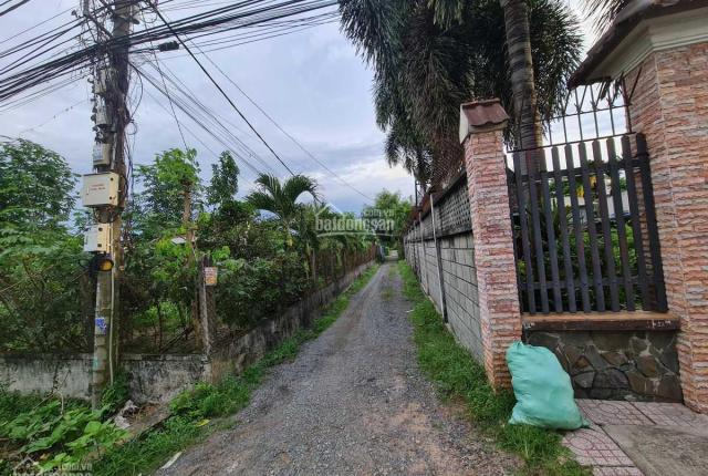 Đất vườn 1/ Võ Thị Nhúa, Tân Phú Trung