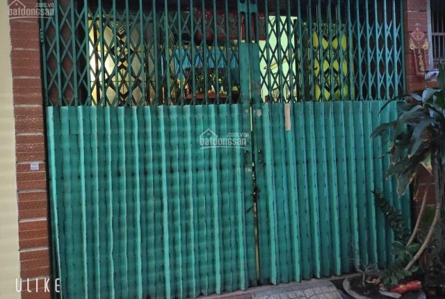 Bán nhà 2 mặt hẻm trước sau, hẻm 270 Phan Đình Phùng, p1, Phú Nhuận DTCN: 75,2m2