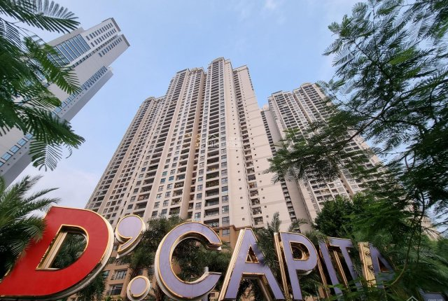 Chuyên cho thuê căn hộ chung cư tại D'Capitale - Tân Hoàng Minh, giá rẻ. LH: 0972226768