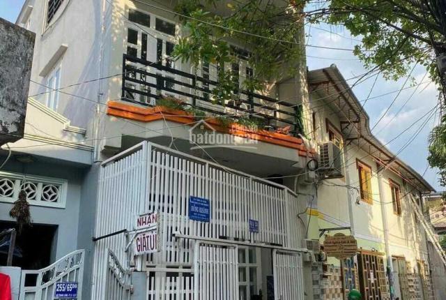 Bán gấp nhà HXH Phạm Văn Hai, P3, TB - 3,8 nở hậu (4,8)*18m, DTCN 70m2