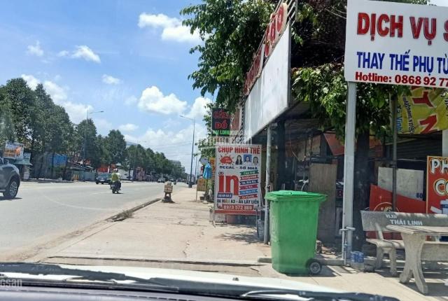 Bán nhà cấp 4 ngã 4 Hòa Lợi, mặt tiền đường N14, cách cây xăng Tân Tiến 100m, giá 4,5 tỷ